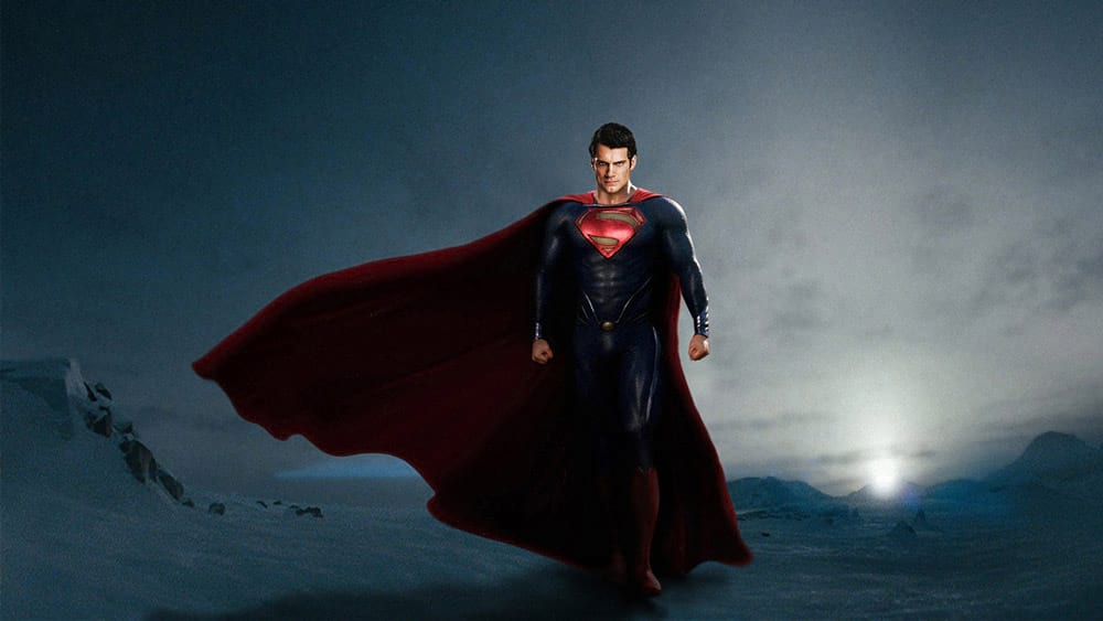 Cr'itique négative de Man Of Steel, avec Henry Cavill