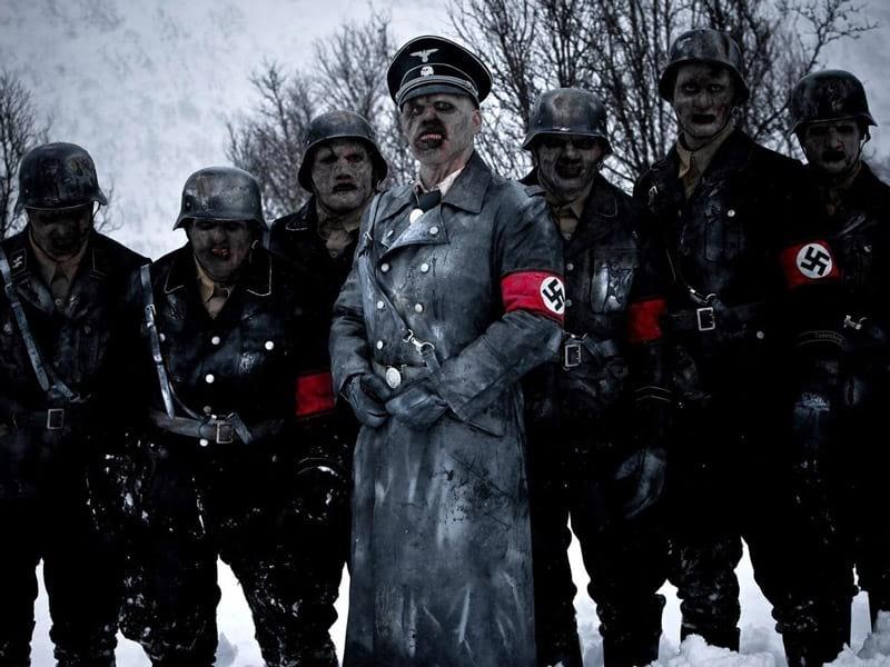 Le film norvégien Dead Snow
