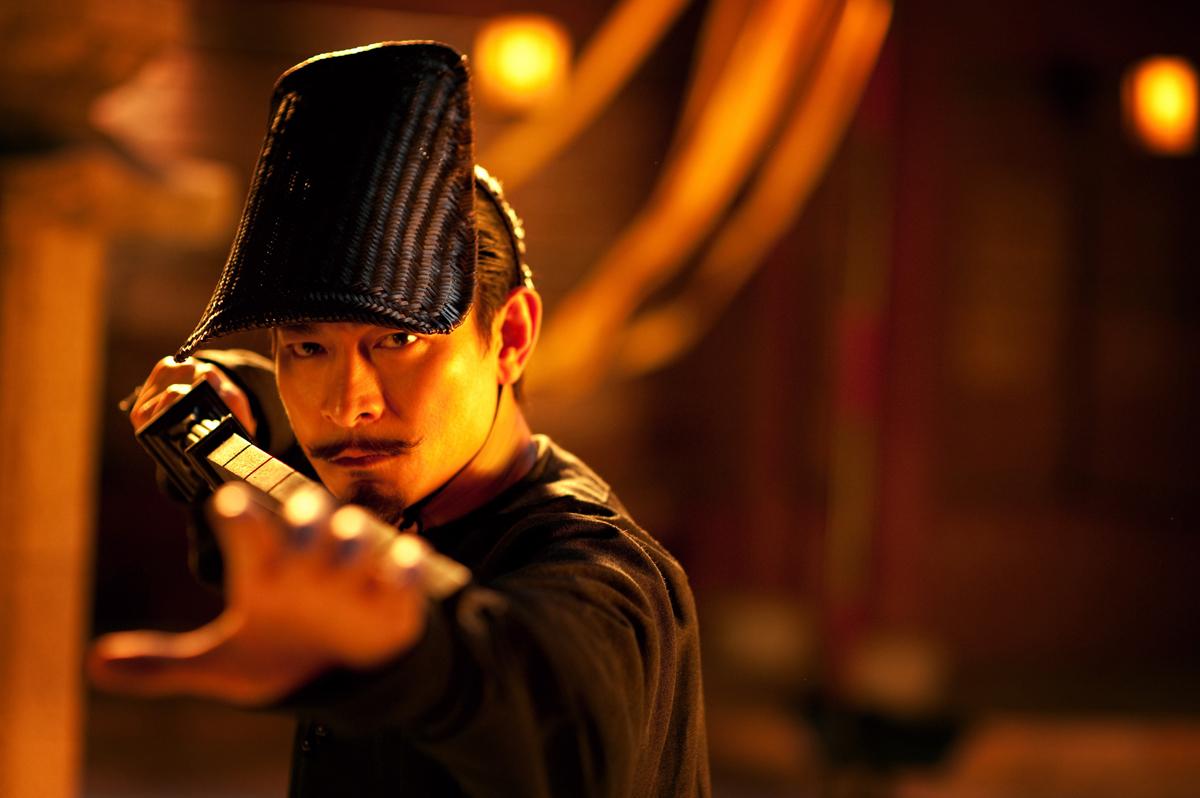 Detective Dee : le mystère de la flamme fantôme, avec Andy Lau