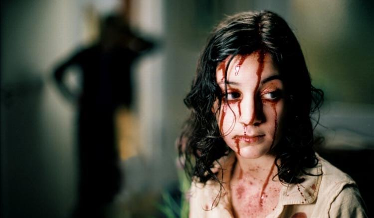 Le film suédois Morse (Let the right one in)