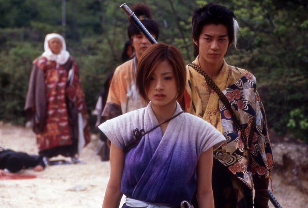 Aya Ueto et Shun Oguri