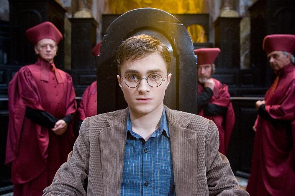 Harry Potter : évolution du personnage