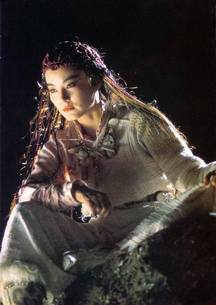 Brigitte Lin (The Bride With White Hair)